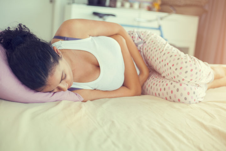 My Chronic Illness Gets Worse When I Have My Period