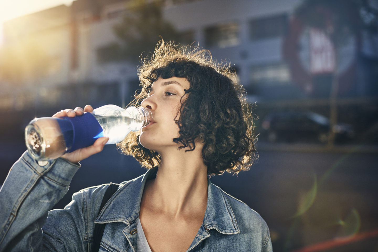 Drink Up! Your Vagina Can Get Dehydrated